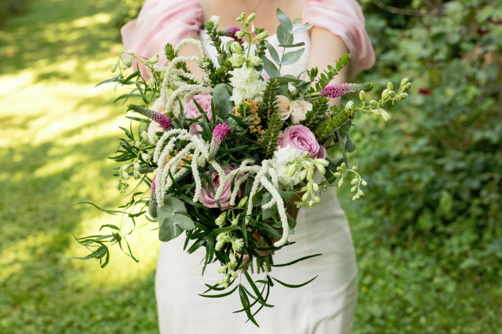 Recette pour un mariage surprise bouquet