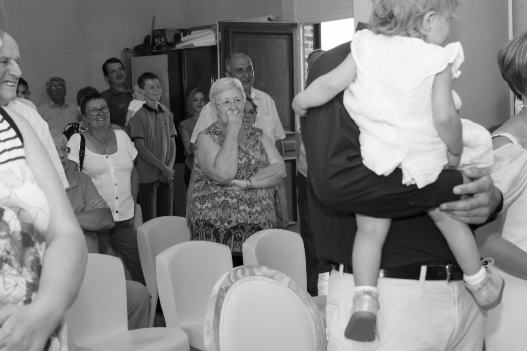 mariage émotions
