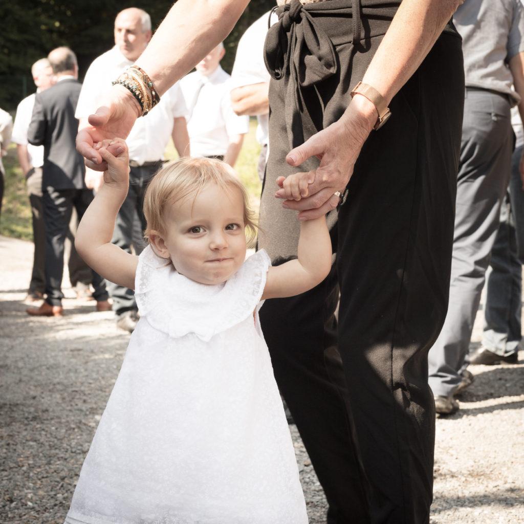 baptême fillette